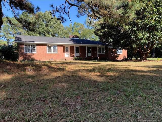 3643 Leggett Road, Fairmont, NC 28360 (MLS #670734) :: Towering Pines Real Estate