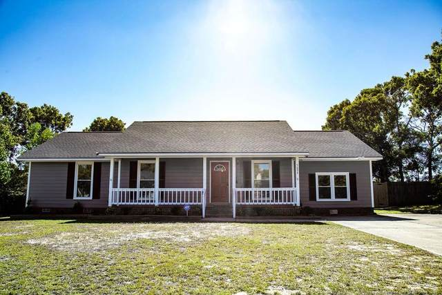 5695 Archer Drive, Hope Mills, NC 28348 (MLS #670747) :: Freedom & Family Realty