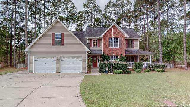 3397 Carolina Way, Sanford, NC 27332 (MLS #670752) :: RE/MAX Southern Properties
