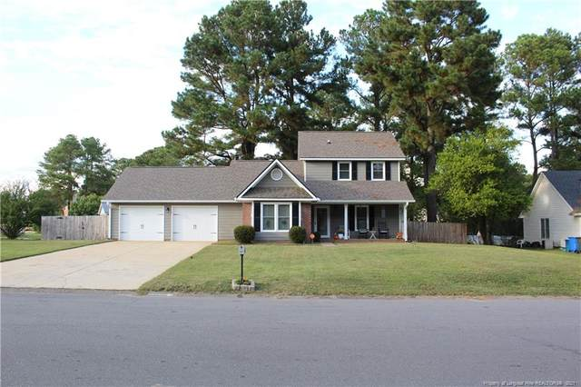 505 Old Farm Road, Fayetteville, NC 28314 (MLS #670757) :: The Signature Group Realty Team