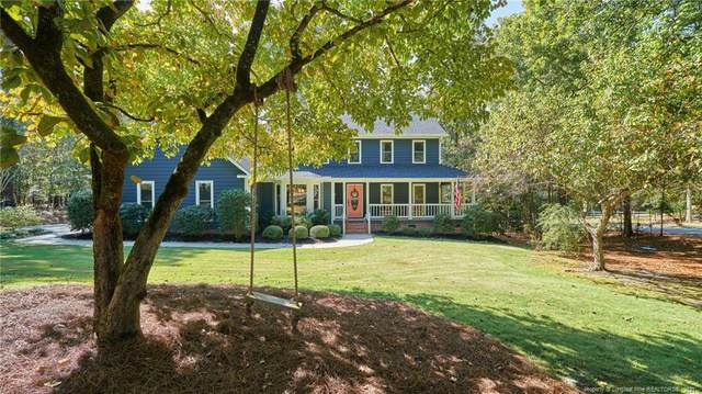 302 Lazar Lane, Southern Pines, NC 28387 (MLS #670762) :: EXIT Realty Preferred