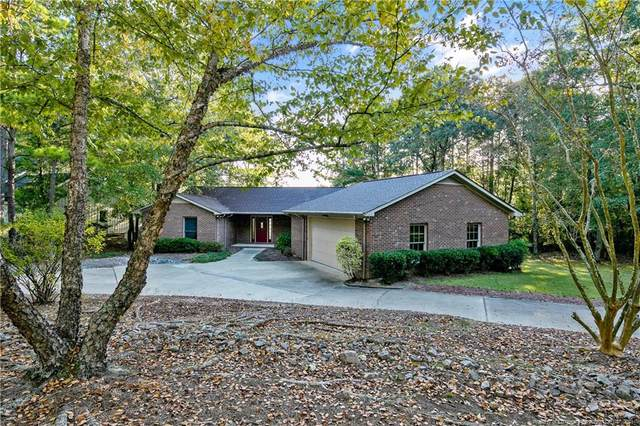 18 Lookout Point, Sanford, NC 27332 (MLS #670767) :: Towering Pines Real Estate