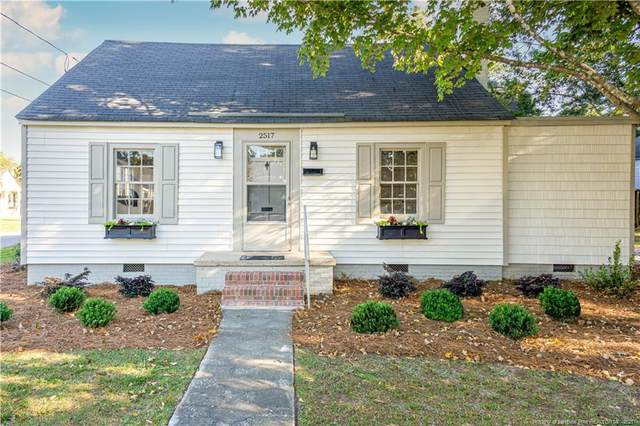 2517 Mcneill Circle, Fayetteville, NC 28303 (MLS #670770) :: The Signature Group Realty Team