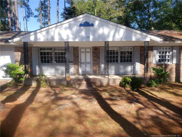 1423 Duncan Street, Fayetteville, NC 28303 (MLS #670772) :: The Signature Group Realty Team