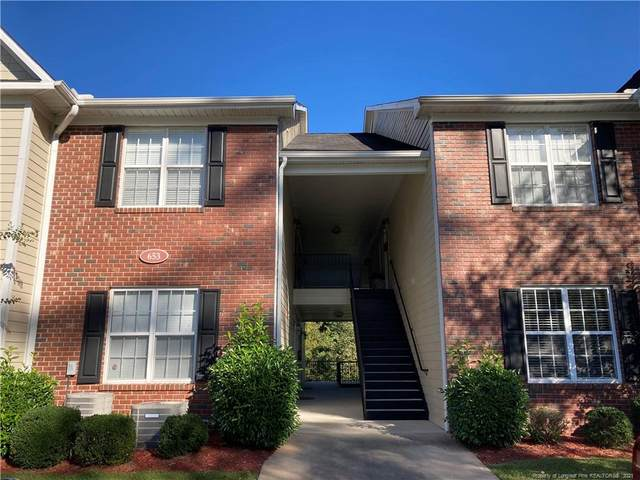 653 Brandermill Road #104, Fayetteville, NC 28314 (MLS #670774) :: The Signature Group Realty Team
