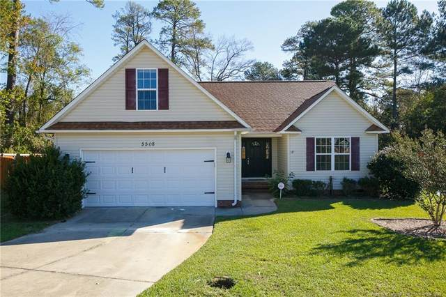 5508 Archer Road, Hope Mills, NC 28348 (MLS #670776) :: RE/MAX Southern Properties