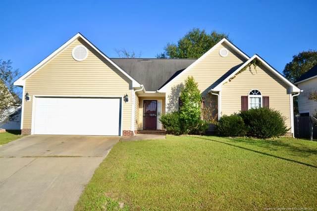 2609 Gressitt Point Lane, Fayetteville, NC 28306 (MLS #670782) :: EXIT Realty Preferred
