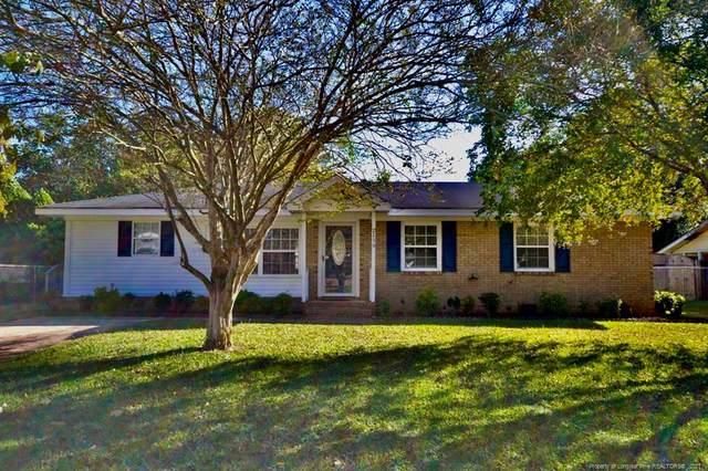 2116 Quailridge Drive, Fayetteville, NC 28304 (MLS #670785) :: EXIT Realty Preferred