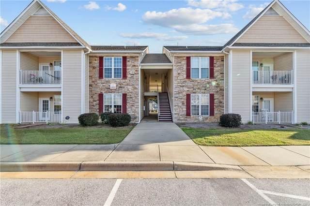 1321 Kershaw Loop #129, Fayetteville, NC 28314 (MLS #670786) :: RE/MAX Southern Properties