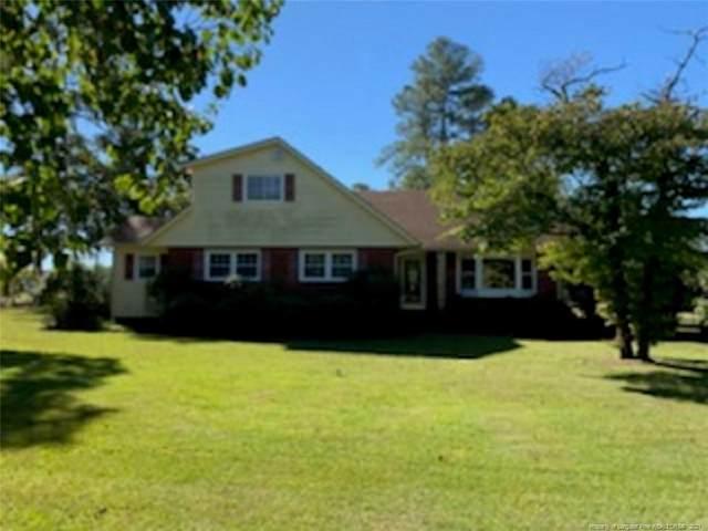 310 N Fayetteville Street, Lumber Bridge, NC 28357 (MLS #670791) :: EXIT Realty Preferred
