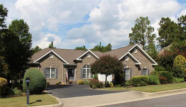21 Mcnish Road, Southern Pines, NC 28387 (MLS #670802) :: RE/MAX Southern Properties
