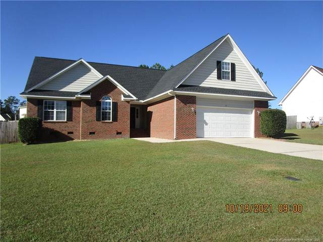 111 Blue Water Drive, Raeford, NC 28376 (MLS #670811) :: Freedom & Family Realty