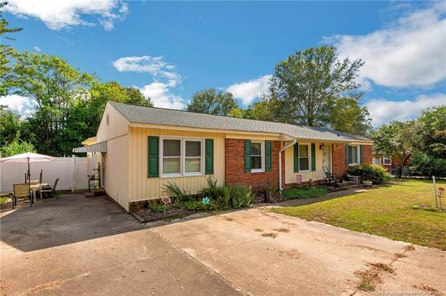 1727 Martindale Drive, Fayetteville, NC 28304 (MLS #670812) :: Freedom & Family Realty
