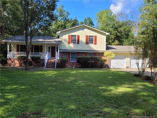 3036 Coachway Drive, Fayetteville, NC 28306 (MLS #670813) :: Towering Pines Real Estate