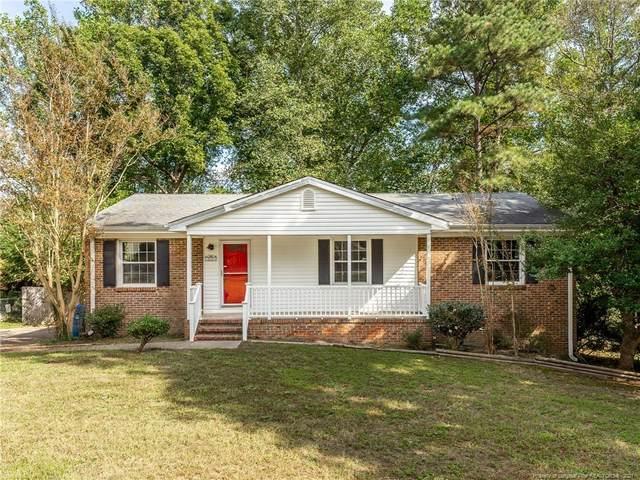 313 Mcfadyen Drive, Fayetteville, NC 28314 (MLS #670815) :: Freedom & Family Realty
