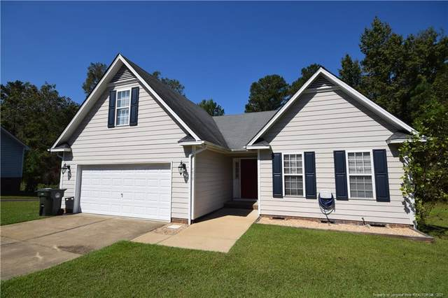 4017 Eastdale Drive, Fayetteville, NC 28311 (MLS #670817) :: The Signature Group Realty Team