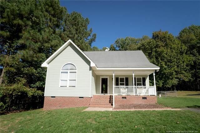 2705 Millstone Court, Sanford, NC 27330 (MLS #670819) :: Towering Pines Real Estate
