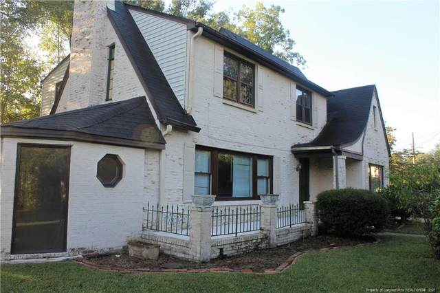 1707 Fort Bragg Road, Fayetteville, NC 28305 (#670826) :: The Helbert Team