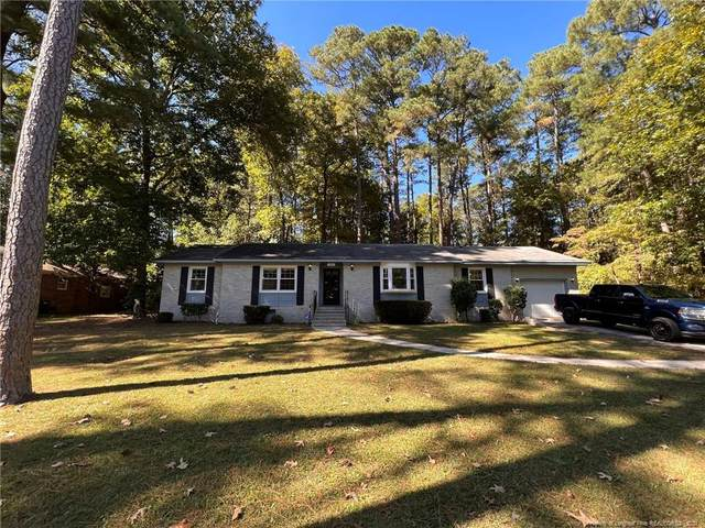 5529 Hedrick Drive, Fayetteville, NC 28303 (MLS #670833) :: Freedom & Family Realty