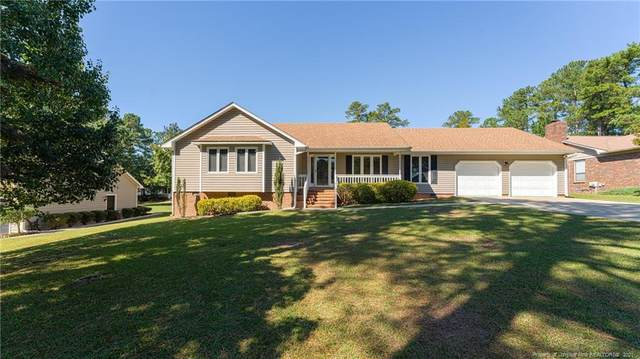 2057 Wood Duck Drive, Fayetteville, NC 28304 (MLS #670836) :: Freedom & Family Realty