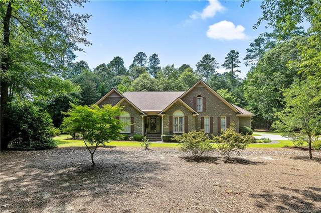 3677 Cedar Hill Drive, Fayetteville, NC 28312 (MLS #670838) :: The Signature Group Realty Team