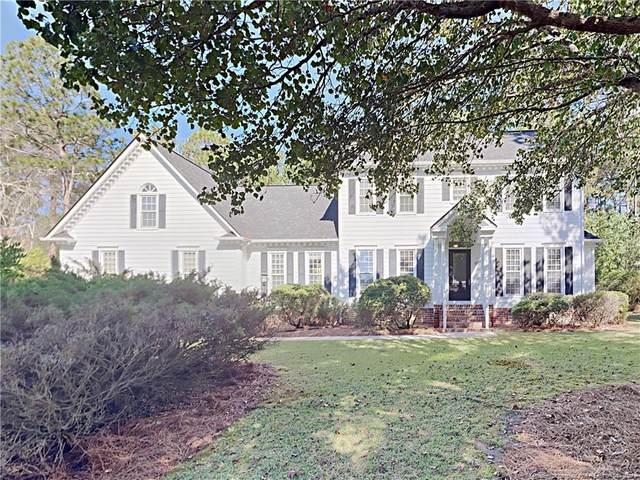 6878 Towbridge Road, Fayetteville, NC 28306 (MLS #670839) :: Freedom & Family Realty