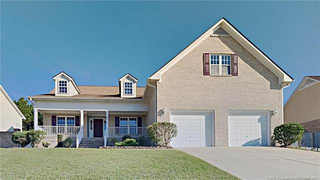 5410 Spreading Branch Road, Hope Mills, NC 28348 (MLS #670840) :: Freedom & Family Realty