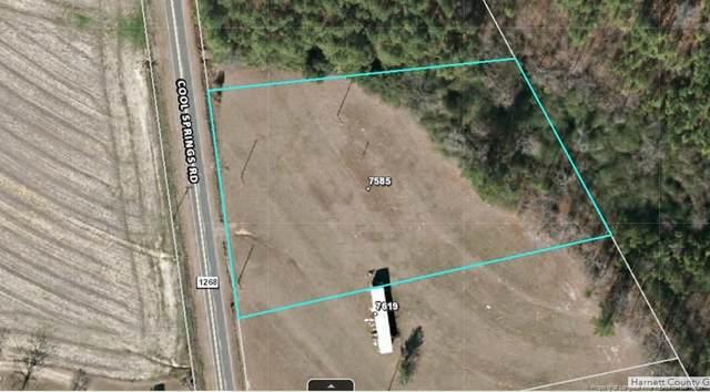7585 Cool Springs Road, Broadway, NC 27505 (MLS #670841) :: RE/MAX Southern Properties