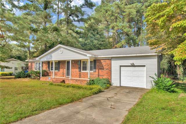 243 Ruritan Drive, Fayetteville, NC 28314 (MLS #670843) :: Freedom & Family Realty