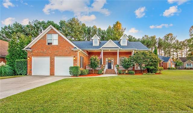 2907 Merlin Court, Fayetteville, NC 28306 (MLS #670845) :: Freedom & Family Realty