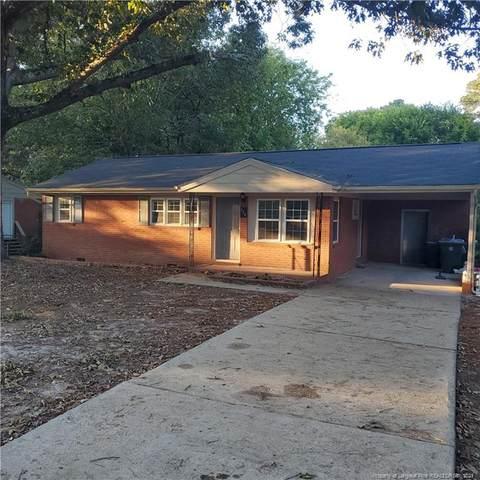 320 Jefferson Drive, Fayetteville, NC 28304 (MLS #670847) :: Freedom & Family Realty