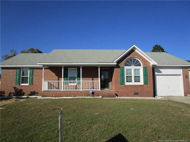 1060 Alexwood Drive, Hope Mills, NC 28348 (MLS #670848) :: RE/MAX Southern Properties