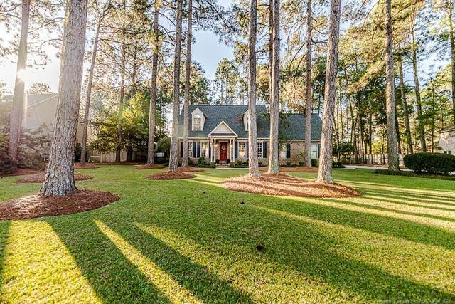 7695 Firethorn Drive, Fayetteville, NC 28311 (MLS #670855) :: The Signature Group Realty Team