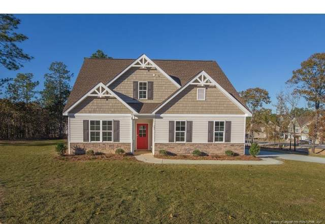 121 Countryside Drive, Lillington, NC 27546 (MLS #670860) :: Freedom & Family Realty