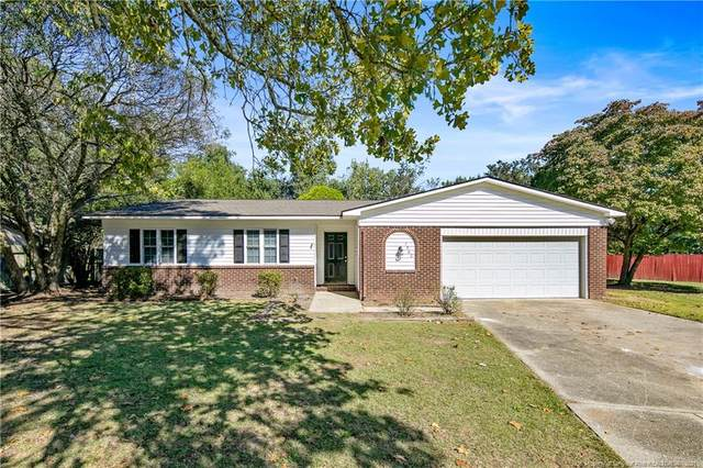 1962 Aspen Circle, Fayetteville, NC 28304 (MLS #670867) :: Freedom & Family Realty