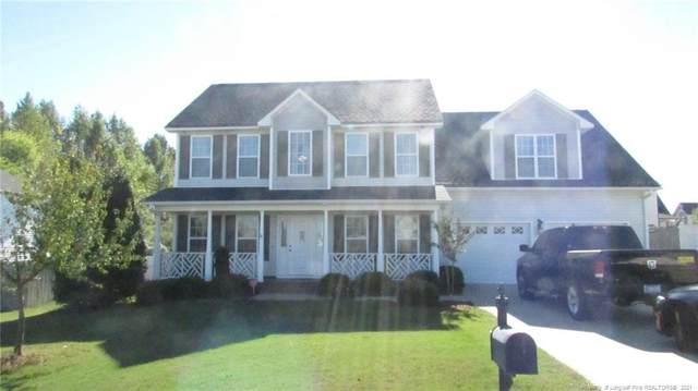 176 Vandercroft Way, Bunnlevel, NC 28323 (MLS #670870) :: RE/MAX Southern Properties