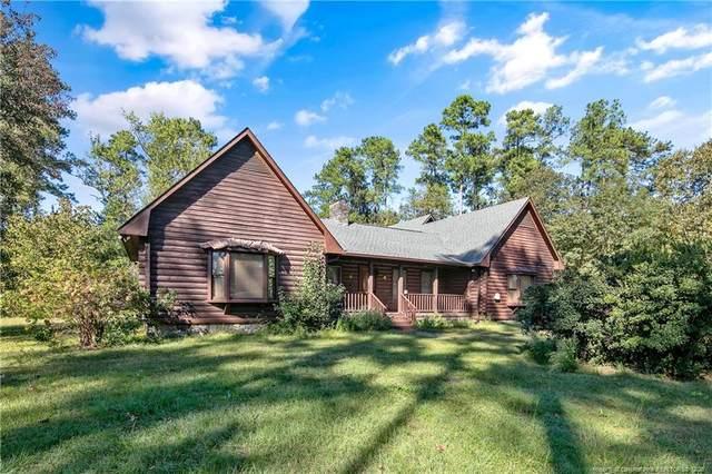 4421 Longleaf Lane, Raeford, NC 28376 (MLS #670889) :: RE/MAX Southern Properties