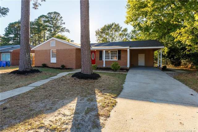 714 Rock Spring Road, Fayetteville, NC 28314 (MLS #670893) :: Freedom & Family Realty
