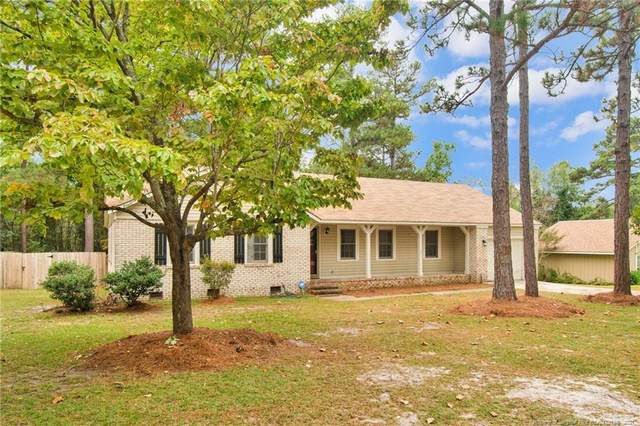 6843 Timbercroft Lane, Fayetteville, NC 28314 (MLS #670894) :: The Signature Group Realty Team
