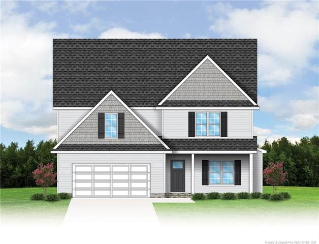 TBD (LOT 12) Single Tree Lane, Autryville, NC 28318 (MLS #670896) :: The Signature Group Realty Team