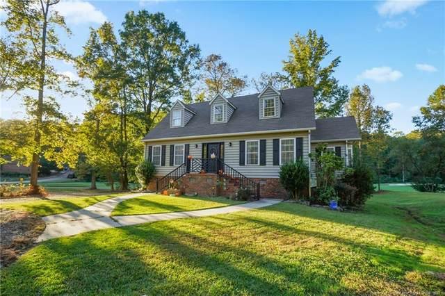 608 Cashmere Court, Sanford, NC 27332 (MLS #670897) :: Towering Pines Real Estate