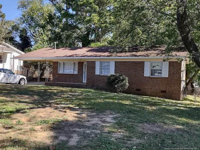 2615 Dinsmore Drive, Fayetteville, NC 28306 (MLS #670898) :: Freedom & Family Realty