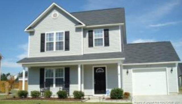 215 Cape Fear Road, Raeford, NC 28376 (MLS #670901) :: Towering Pines Real Estate