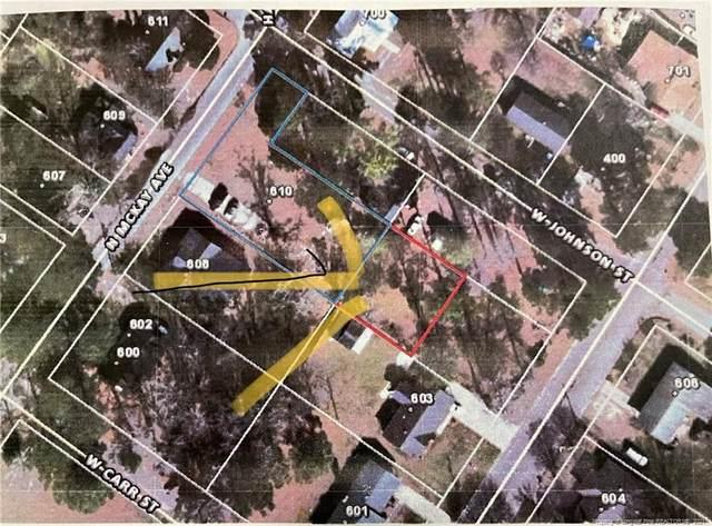 610 N Mckay Avenue, Dunn, NC 28334 (MLS #670902) :: Freedom & Family Realty