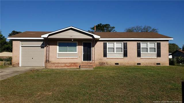 1357 Chilton Drive, Fayetteville, NC 28314 (MLS #670903) :: RE/MAX Southern Properties