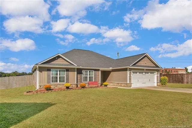 132 Spillburg Court, Raeford, NC 28376 (MLS #670904) :: Towering Pines Real Estate