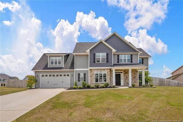 3025 Stoddert Lane, Fayetteville, NC 28304 (MLS #670907) :: Freedom & Family Realty