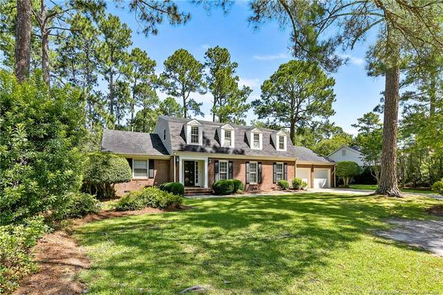 306 Thorncliff Drive, Fayetteville, NC 28303 (MLS #670911) :: The Signature Group Realty Team