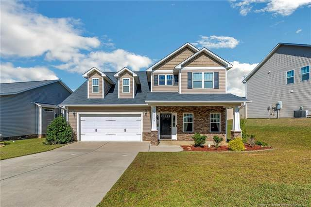 1718 Zion Drive, Fayetteville, NC 28301 (MLS #670939) :: The Signature Group Realty Team