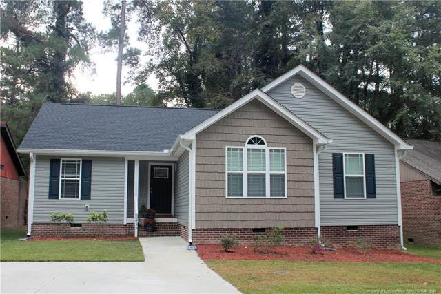 439 Windy Beach, Sanford, NC 27332 (MLS #670940) :: Towering Pines Real Estate